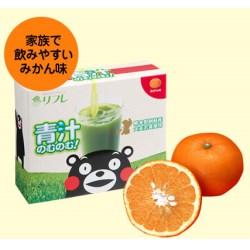 リフレ 青汁のむのむ みかん味(くまモンパッケージ) <発注単位:40個>