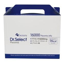<海外専用>Dr.Select(ドクターセレクト) プラセンタゼリー  1箱×7パック入り