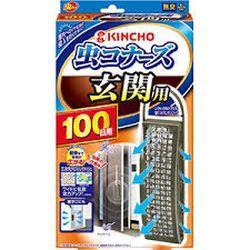 金鳥・KINCHO(キンチョー) 虫コナーズ 玄関用 100日 無臭 N