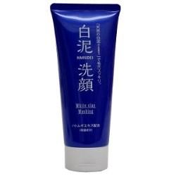 熊野油脂 HAKUDEI 白泥洗顔 130g