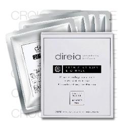 <海外専用> direia (ディレイア) ステム プラチナム バイオマスク 25ml×4枚入