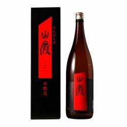 やたがらす 山廃 1800ml - [清酒] - 北岡本店(奈良県吉野)1800ml