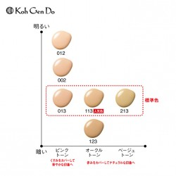 江原道 マイファンスィー アクアファンデーション 002 30ml