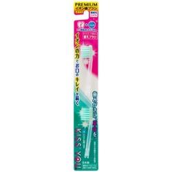 イオン歯ブラシ KISS YOU(キスユー)替えブラシ 極細コンパクトフッ素 ふつう H35 11g