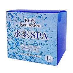 ROS Reduction 水素SPAスパ10包入(入浴剤)