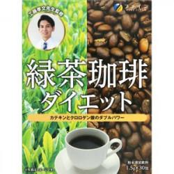 ファイン 緑茶珈琲ダイエット 1.5g×30包