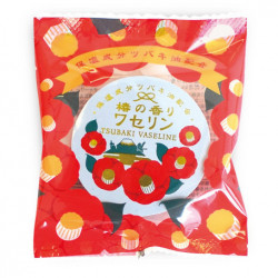 CHARLEY  ワセリン 椿の香り 15g