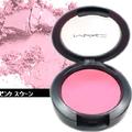 【終売】MAC パウダーブラッシュ シアトーン 6g 【ピンクスウーン】