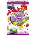 YUWA おいしいフルーツ青汁 1日分の鉄&葉酸 40包