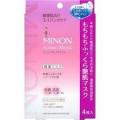 【スポット】【納期2~3週間】MINON(ミノン) アミノモイスト もちもちふっくら艶肌マスク 24mL×4枚