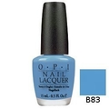OPI ネイル ラッカー 15ml 【 B83 - No Room for the Blues 】 < 容器傷あり >