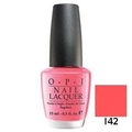 OPI ネイル ラッカー 15ml 【 I42 - ElePhantastic Pink 】 < 容器傷あり >