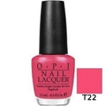 OPI ネイル ラッカー 15ml 【 T22 - Guy Meets Gal-veston 】 < 容器傷あり >