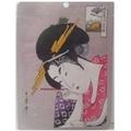 【浮世絵シリーズ】日本マスクパック 紫根配合エッセンスマスク 歌麿(紫根+アルブチン) JP2-A-0