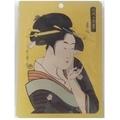 【浮世絵シリーズ】日本マスクパック 紫根配合エッセンスマスク 歌麿(紫根+ビタミン)
