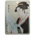 【浮世絵シリーズ】日本マスクパック 桜エッセンスマスク 歌麿ライン 真珠 1枚入り