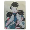 【浮世絵シリーズ】日本マスクパック 桜エッセンスマスク 歌麿ライン 金 1枚入り
